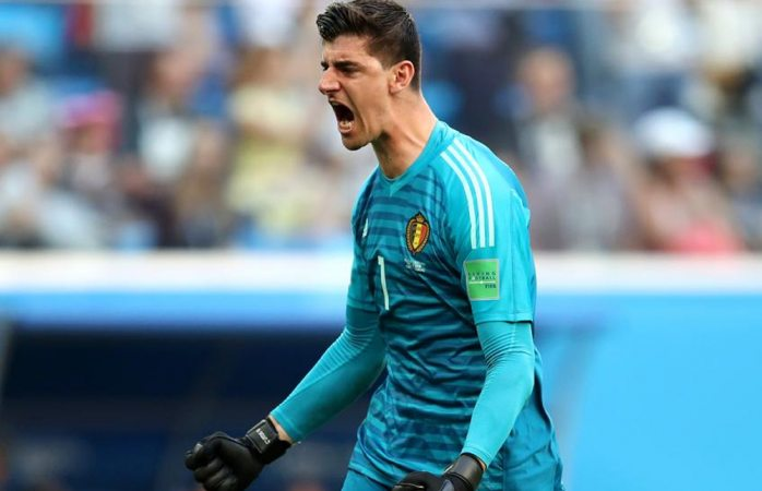 Real Madrid hace oficial llegada de Courtois