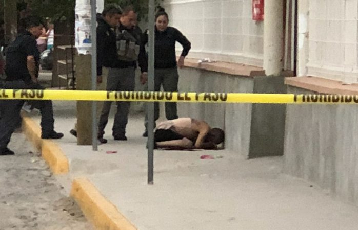 Lo ejecutan y le prenden fuego en Juárez; dejaron narcomensaje