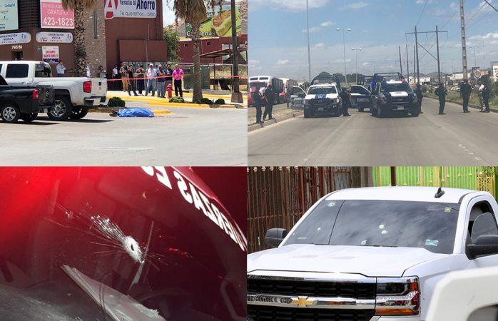 Ataques a policías dejaron dos agentes sin vida en 24 horas