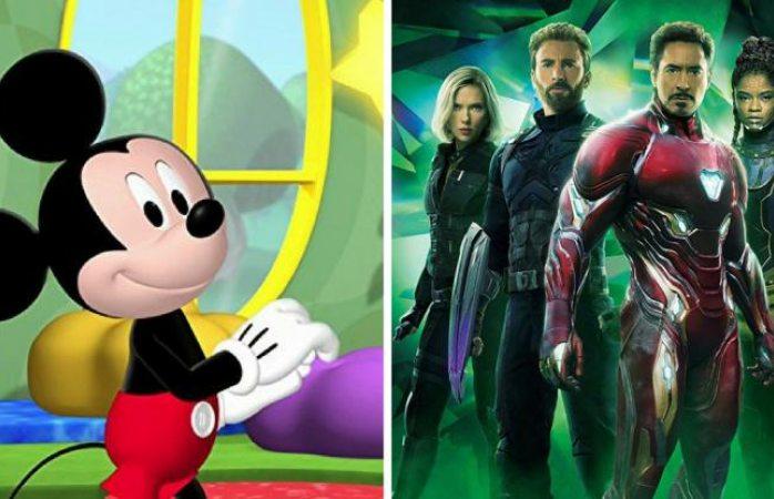 Disney y Marvel se van de Netflix