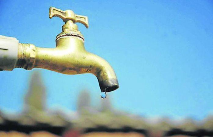 Suspenderá Jmas servicio de agua la próxima semana