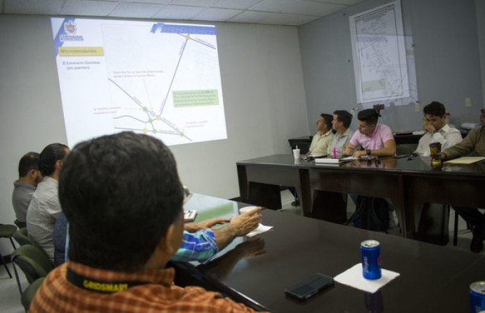 Realizan segunda consulta para intervención vial de la zona oriente