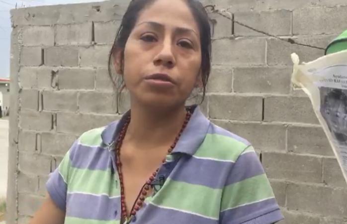Denuncia madre de Rafaelito poca ayuda de autoridades