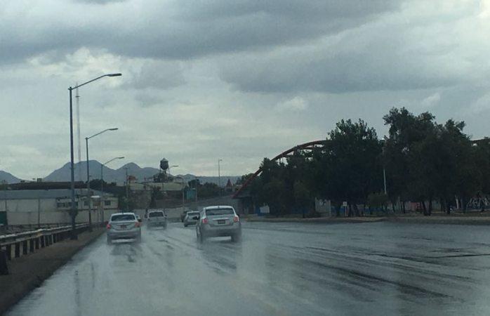 Pronostican fuertes lluvias en la noche