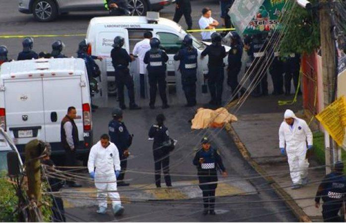Riña vecinal entre familia de magistrado deja 2 muertos en Coyoacán