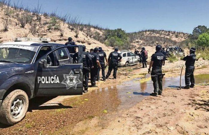 Abaten federales a sicario en Cusihuiriachi