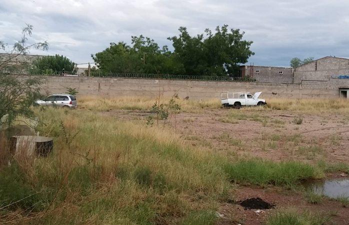 Hallan dos vehículos desmantelados en la Deportistas
