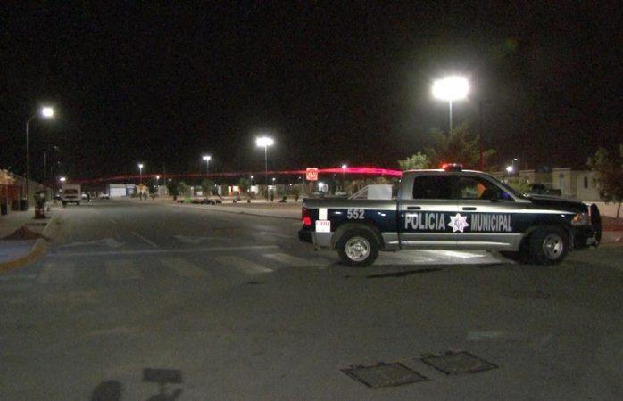 Ejecutan a uno durante la noche en Juárez
