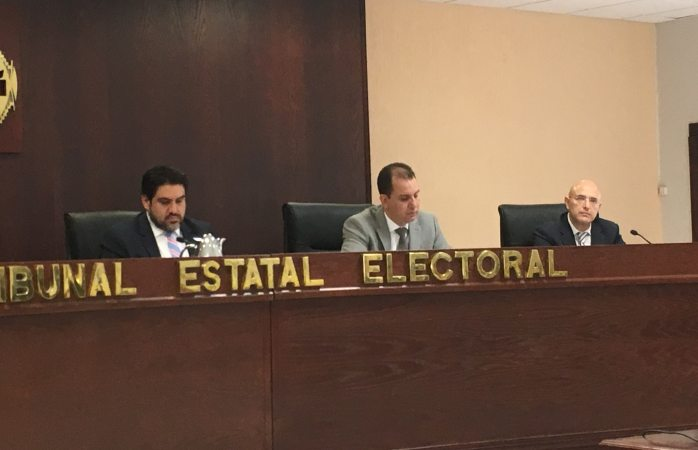 Pide magistrado Jáquez voto reservado