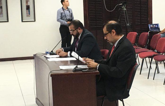 Magistrado encargado de impugnación de Juárez no lee proyecto