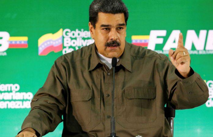 Anuncia Maduro aumento de gasolina en Venezuela