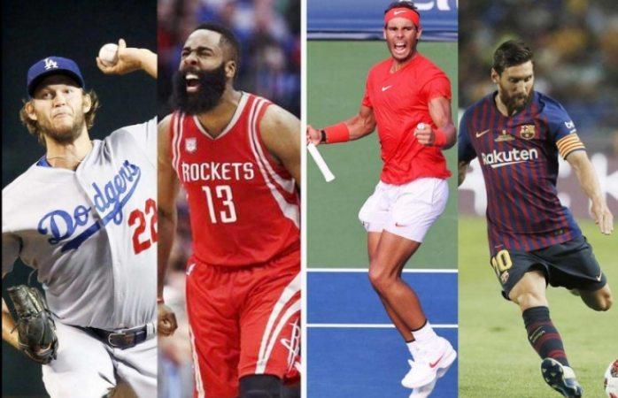 Los zurdos, garantía de calidad en el deporte