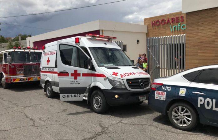Ningún menor lesionado tras explosión en guardería: Imss