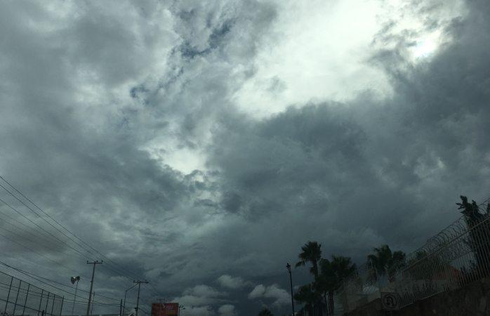 Continuran lluvias en el estado hasta el jueves