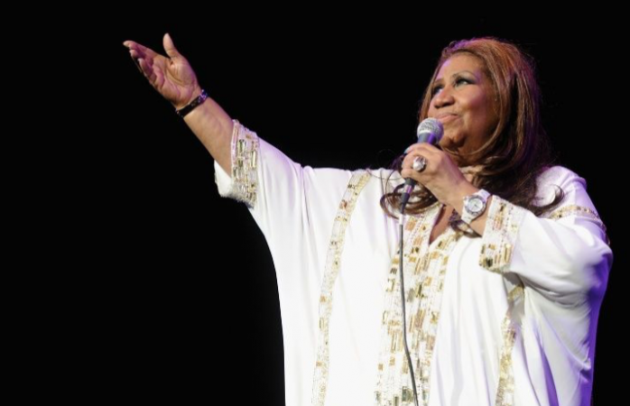 Aretha Franklin al borde de la muerte