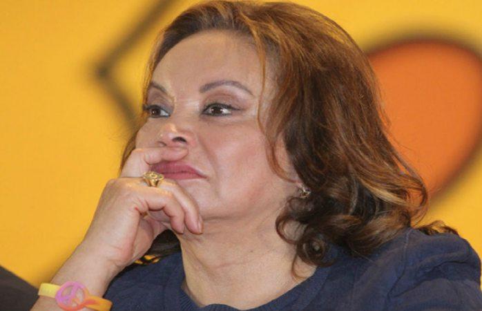 Teme Elba Esther Gordillo reaprehensión; se ampara