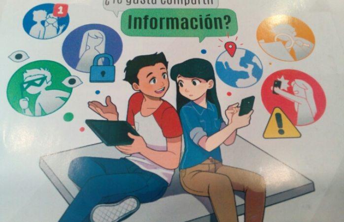 Lanza Ichitaip campaña de protección de datos en redes sociales