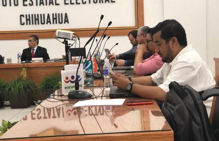 Suspenden sesión de asamblea  electoral por falta de documentación