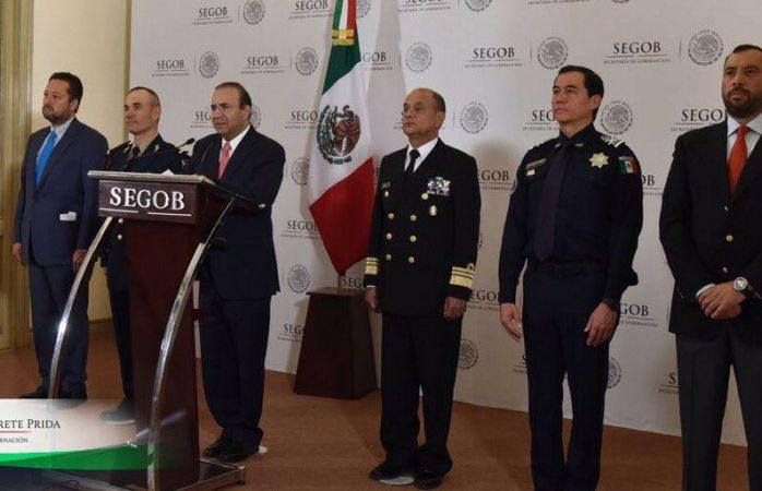 Captura de El Sexto fue solo del gobierno federal: Navarrete