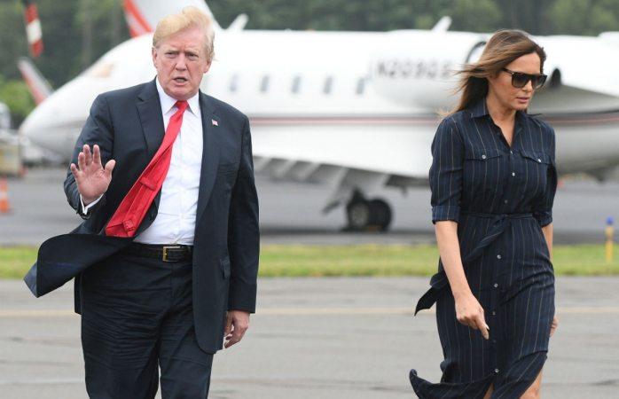 Ansiosa Melania por divorciarse de Trump: ex asesora