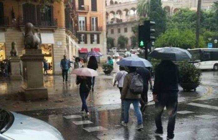 Pronostican fuertes lluvias en Chihuahua