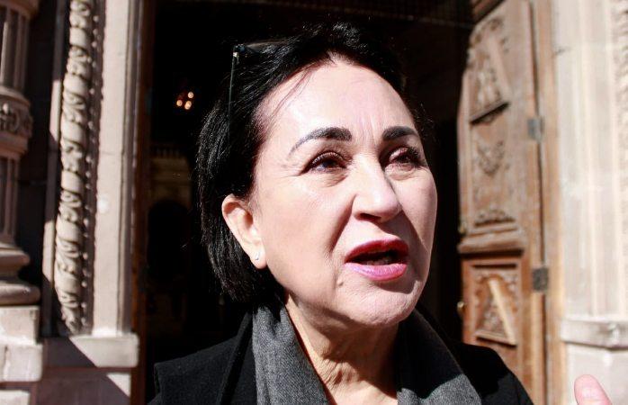 Insuficiente, sanción por insulto a diputada: Ema Saldaña