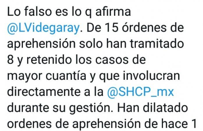Choca Corral con Videgaray por caso Duarte