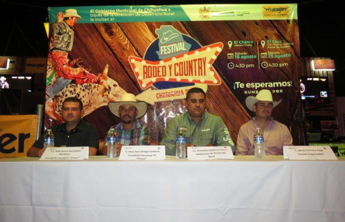 Anuncian el segundo festival de rodeo y country 2018