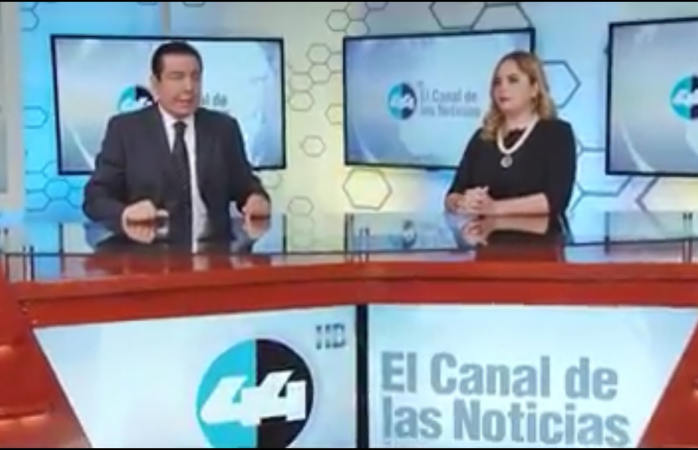 Inicia transmisiones Canal 44