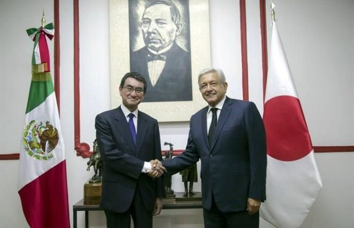Prevé Japón invertir en México tras TLC