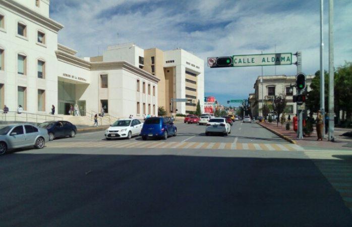 Levantan bloqueo de calles en el centro