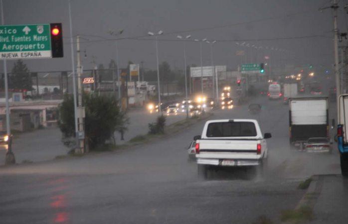 Alertan por tormentas fuertes en Chihuahua
