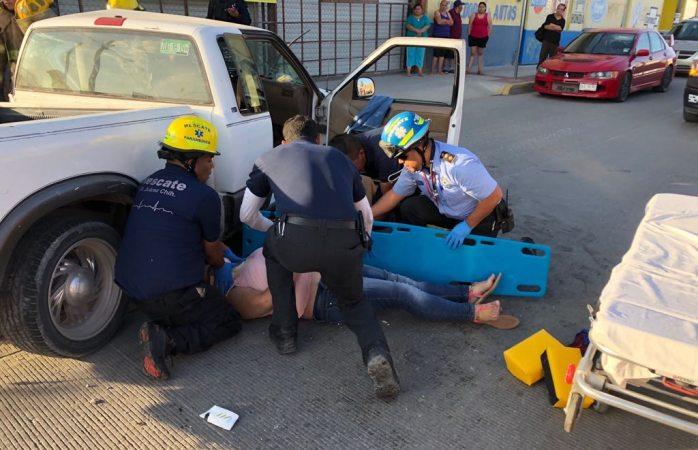 Chocan en la Aztecas a causa del alcohol; muere 1 y quedan 5 heridos