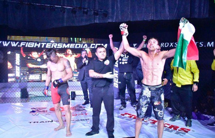 """Es Manuel """"El Loco"""" Torrez flamante campeón de Beat Down 3"""