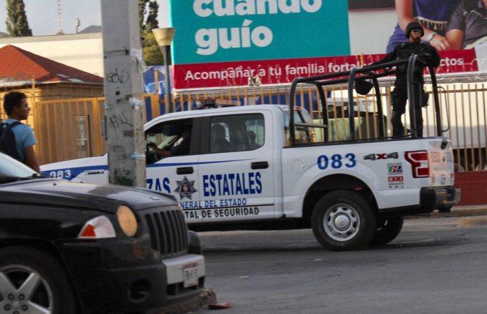 Movilizan a grupo anti-bomba por granada de utilería
