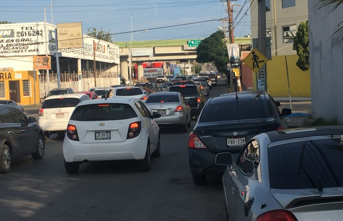 También regresa el tráfico a las calles