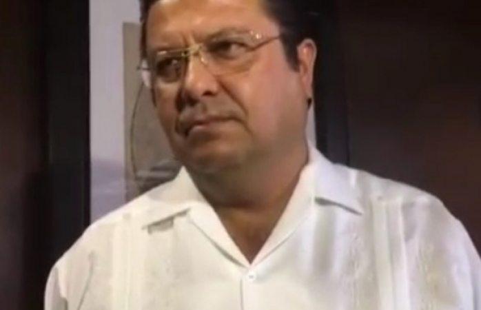 Miente González Mocken, asegura Cabada