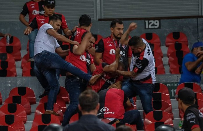 Cinco semanas de Liga MX y solo una en paz