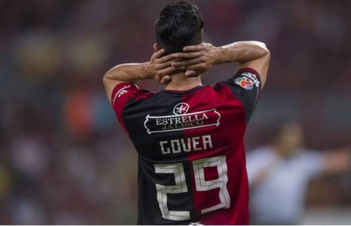 Atlas cumple 4 meses sin marcar gol en Liga MX