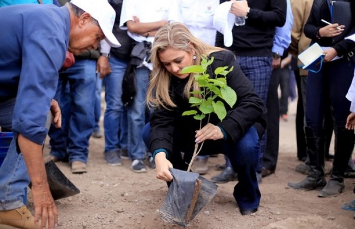 Inversión superior a los 6 millones de pesos para tener un municipio más verde