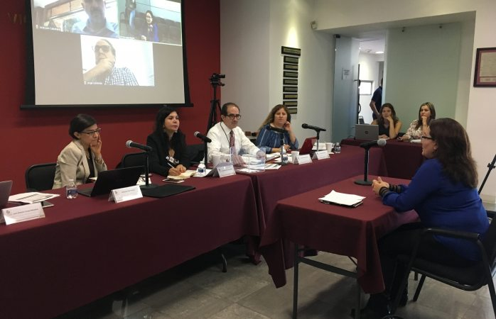 Empiezan entrevistas a los aspirantes para fiscalía anticorrupción