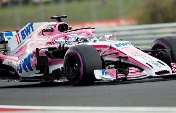 Force India pierde sus puntos pero podrá competir en Spa