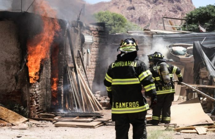 Registra la capital 248 incendios en noviembre