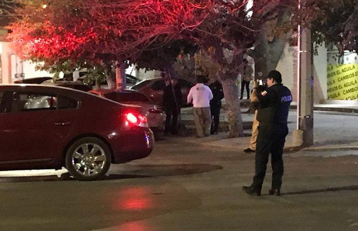 Lo ejecutan en la avenida Carlos Villarreal en Juárez