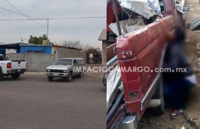 Se suicida hombre tras alucinar que lo perseguían en Camargo