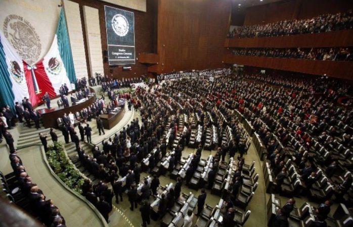Recortará congreso casi 1,700 mdp para el 2019