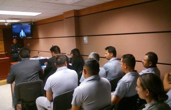 Exoneran a los 11 policías y a titular de dspm de Cuauhtémoc