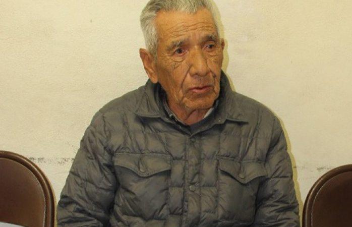 Buscan a familiares de adulto mayor extraviado en Juárez