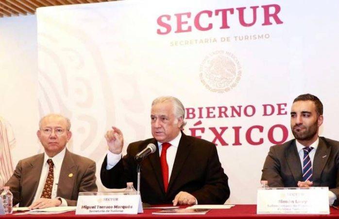 Me canso ganso, se incrementará gasto turístico: Miguel Torruco