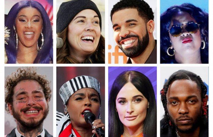 Lidera nominaciones a grammy Kendrick Lamar